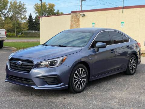 2018 Subaru Legacy for sale at North Imports LLC in Burnsville MN