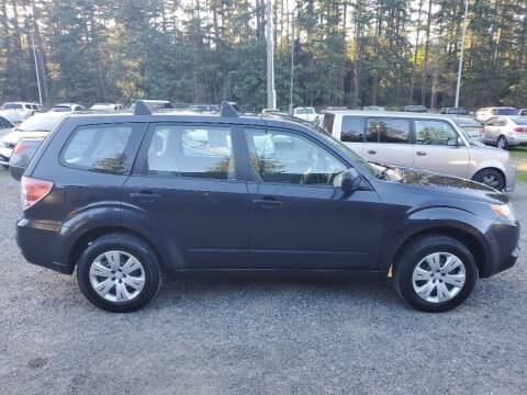 2009 Subaru Forester for sale at WILSON MOTORS in Spanaway WA