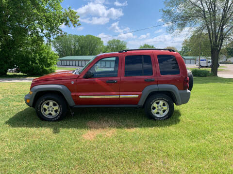 2006 Jeep Liberty for sale at Velp Avenue Motors LLC in Green Bay WI