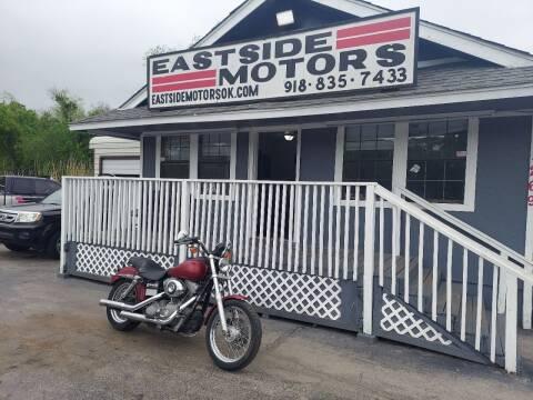 2007 Harley-Davidson DYNA SUPER GLIDE for sale at EASTSIDE MOTORS in Tulsa OK