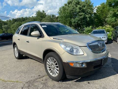 2009 Buick Enclave for sale at Royal Crest Motors in Haverhill MA