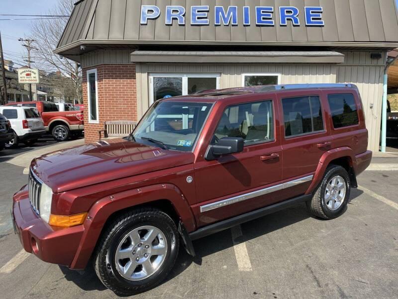 2008 Jeep Commander for sale at Premiere Auto Sales in Washington PA