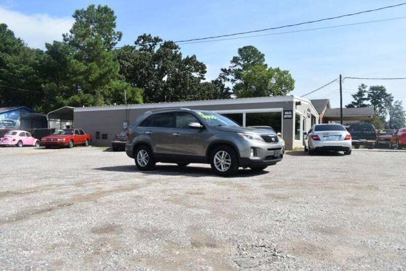 2014 Kia Sorento for sale at Barrett Auto Sales in North Augusta SC