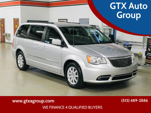 2012 Chrysler Town and Country for sale at GTX Auto Group in West Chester OH