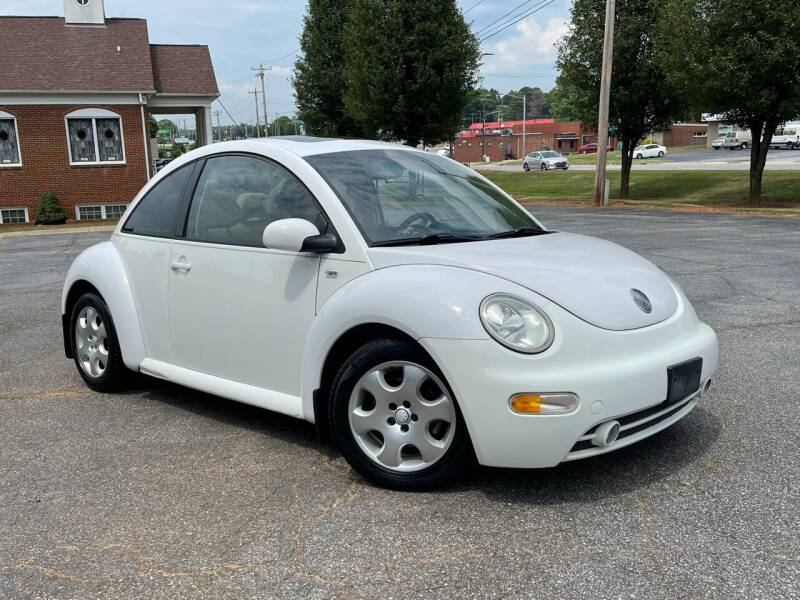 2002 Volkswagen New Beetle for sale at Mike's Wholesale Cars in Newton NC