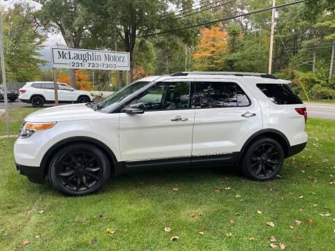 2013 Ford Explorer for sale at McLaughlin Motorz in North Muskegon MI