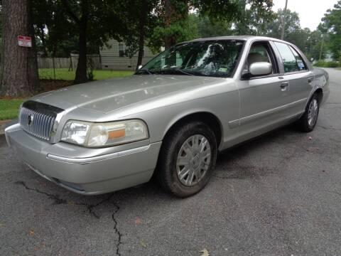 2008 Mercury Grand Marquis for sale at Liberty Motors in Chesapeake VA