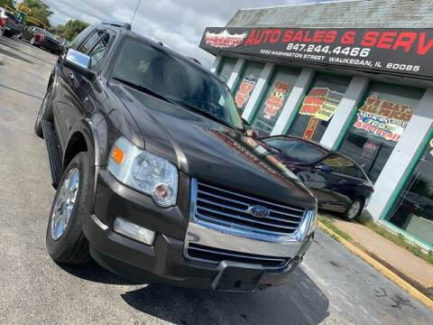 2007 Ford Explorer for sale at Washington Auto Group in Waukegan IL