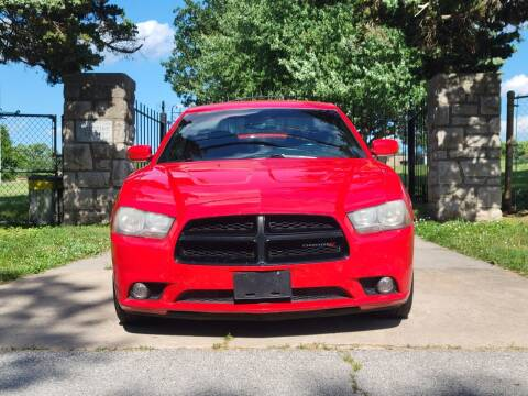 2014 Dodge Charger for sale at Blue Ridge Auto Outlet in Kansas City MO