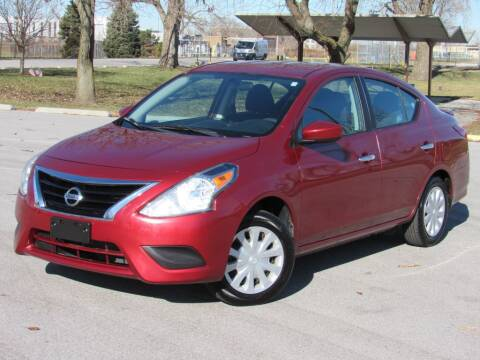 2017 Nissan Versa for sale at Highland Luxury in Highland IN