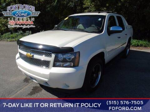 2013 Chevrolet Avalanche for sale at Fort Dodge Ford Lincoln Toyota in Fort Dodge IA