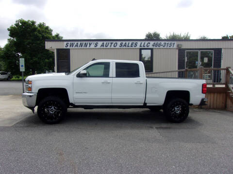 2016 Chevrolet Silverado 2500HD for sale at Swanny's Auto Sales in Newton NC