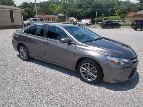 2017 Toyota Camry for sale at Wholesale Auto Inc in Athens TN