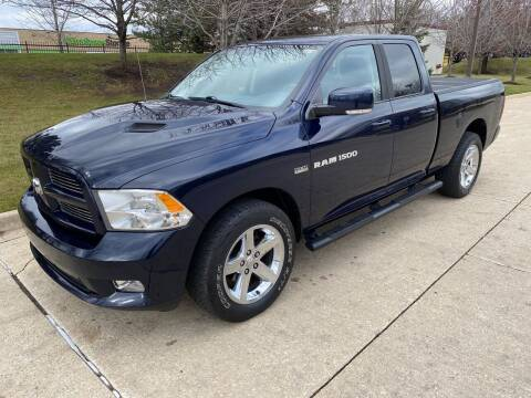 2012 RAM Ram Pickup 1500 for sale at Western Star Auto Sales in Chicago IL