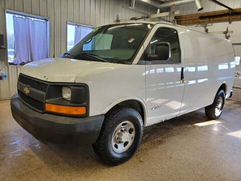 2006 Chevrolet Express Cargo for sale at Sand's Auto Sales in Cambridge MN