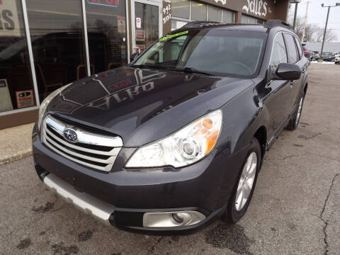 2011 Subaru Outback for sale at Arko Auto Sales in Eastlake OH