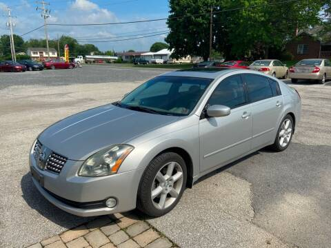 2006 Nissan Maxima for sale at US5 Auto Sales in Shippensburg PA