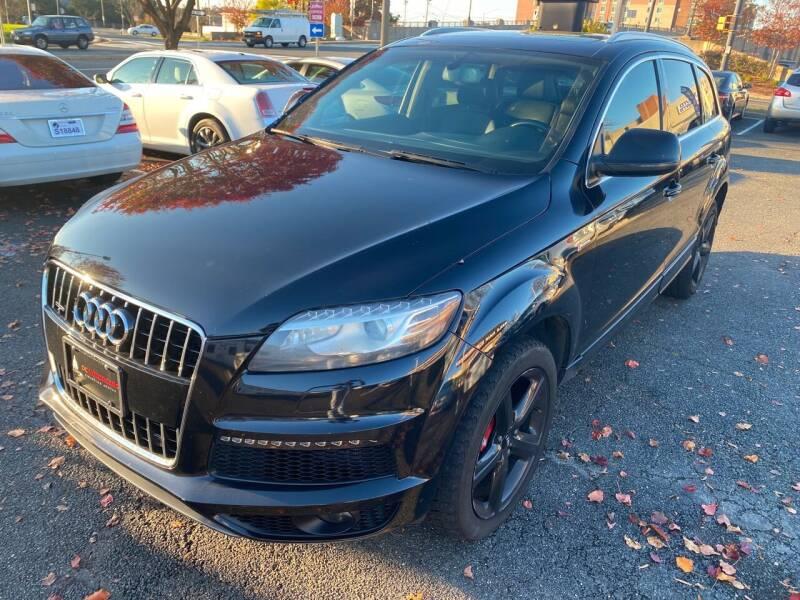 2014 Audi Q7 for sale at DC Motorcars in Springfield VA