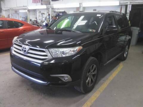 2011 Toyota Highlander for sale at Cj king of car loans/JJ's Best Auto Sales in Troy MI
