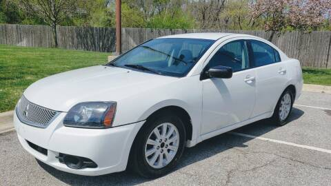 2011 Mitsubishi Galant for sale at Nationwide Auto in Merriam KS