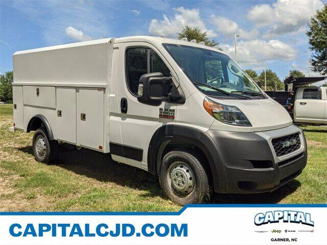 2020 RAM ProMaster Cutaway Chassis 3500 136 WB