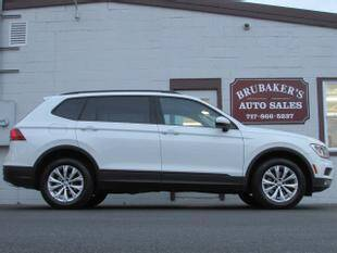 2018 Volkswagen Tiguan for sale at Brubakers Auto Sales in Myerstown PA