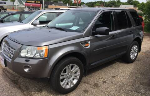2008 Land Rover LR2 for sale at Gordon Auto Sales LLC in Sioux City IA