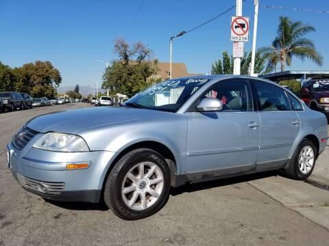 2004 Volkswagen Passat for sale at Olympic Motors in Los Angeles CA