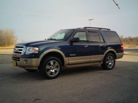 2007 Ford Expedition for sale at BestBuyAutoLtd in Spring Grove IL