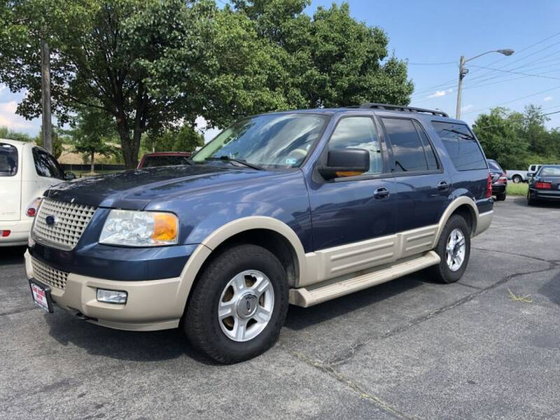 2005 Ford Expedition for sale at Lake Ridge Auto Sales in Woodbridge VA