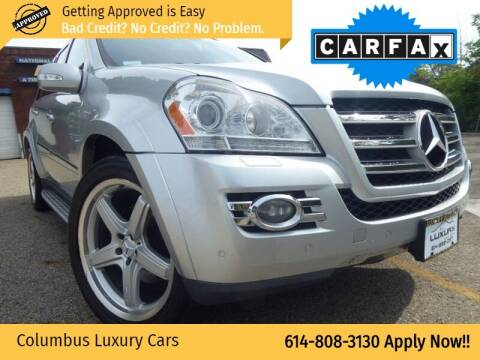 2008 Mercedes-Benz GL-Class for sale at Columbus Luxury Cars in Columbus OH