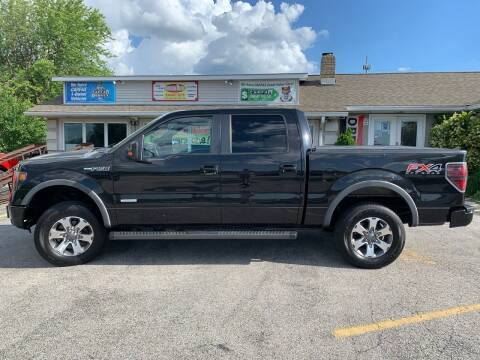 2013 Ford F-150 for sale at Revolution Motors LLC in Wentzville MO
