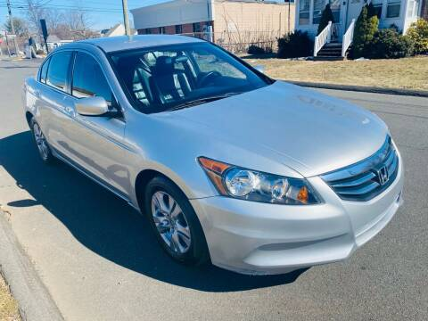 2012 Honda Accord for sale at Kensington Family Auto in Kensington CT