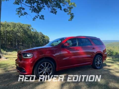 2018 Dodge Durango for sale at RED RIVER DODGE - Red River of Malvern in Malvern AR