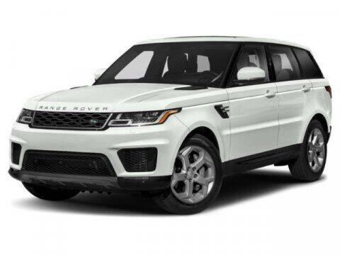 2019 Land Rover Range Rover Sport for sale at Mercedes-Benz of Daytona Beach in Daytona Beach FL