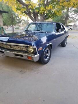 1972 Chevrolet Nova for sale at Classic Car Deals in Cadillac MI
