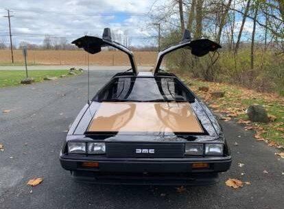 1981 DeLorean DMC-12 for sale at Classic Car Deals in Cadillac MI
