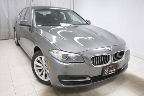 2014 BMW 5 Series for sale at EMG AUTO SALES in Avenel NJ