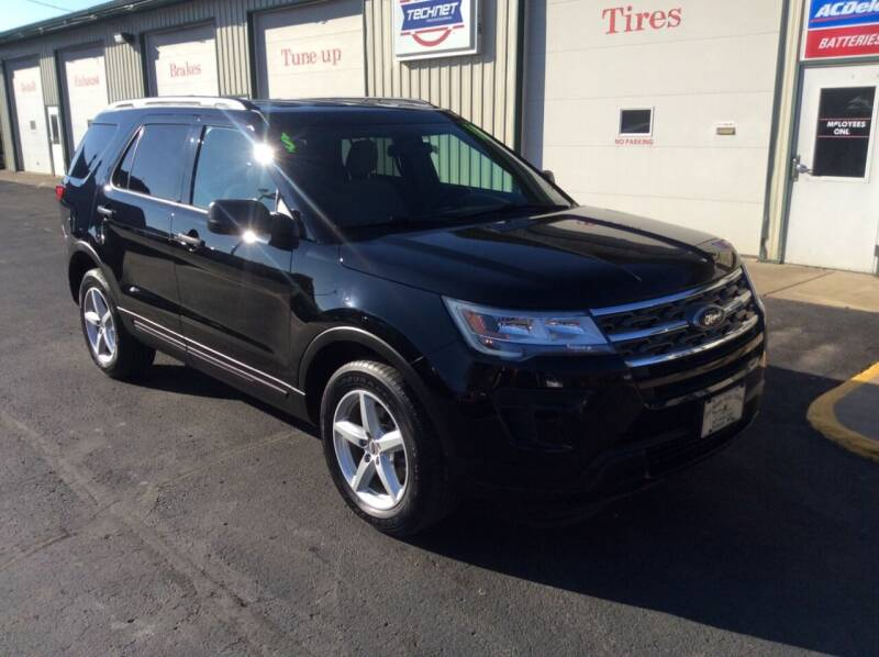 2018 Ford Explorer for sale at TRI-STATE AUTO OUTLET CORP in Hokah MN
