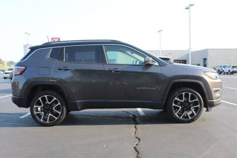 2018 Jeep Compass for sale at Twin City Toyota in Herculaneum MO