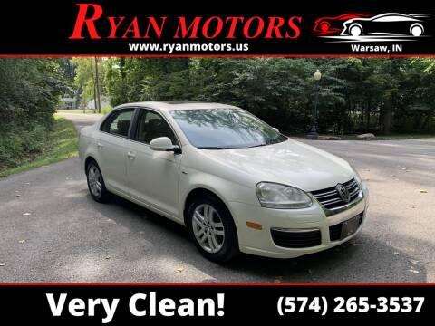 2007 Volkswagen Jetta for sale at Ryan Motors LLC in Warsaw IN