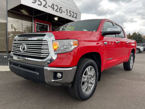 2015 Toyota Tundra for sale at Mainstreet Motor Company in Hopkins MN