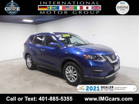 2018 Nissan Rogue for sale at International Motor Group in Warwick RI