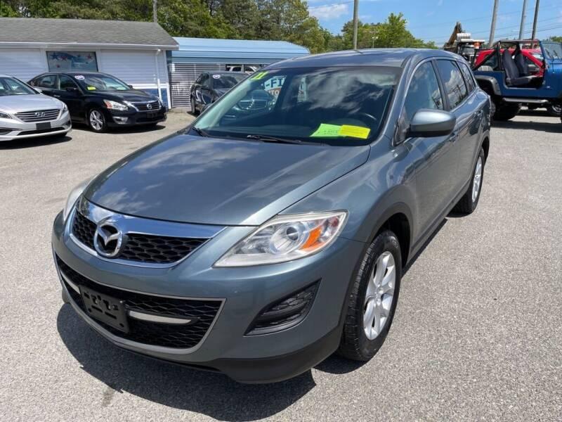 2011 Mazda CX-9 for sale at U FIRST AUTO SALES LLC in East Wareham MA
