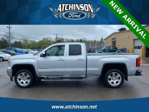 2015 GMC Sierra 1500 for sale at Atchinson Ford Sales Inc in Belleville MI