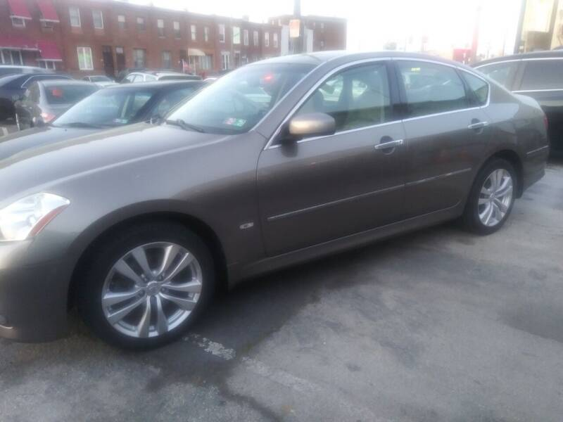 2008 Infiniti M35 for sale in Philadelphia, PA