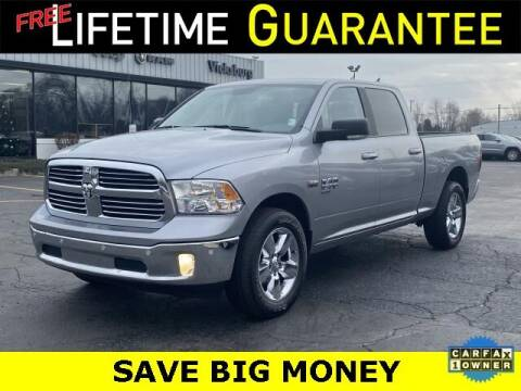 2019 RAM Ram Pickup 1500 Classic for sale at Vicksburg Chrysler Dodge Jeep Ram in Vicksburg MI