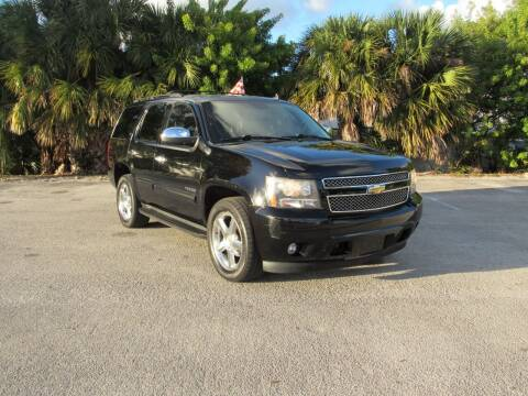 2013 Chevrolet Tahoe for sale at United Auto Center in Davie FL