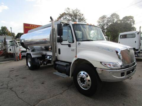 2007 International 4300 for sale at Lynch's Auto - Cycle - Truck Center in Brockton MA