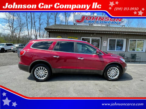 2009 Buick Enclave for sale at Johnson Car Company llc in Crown Point IN